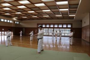 27年3月24日古武道講習会3